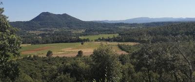 Pontevès et le massif des Bessillons