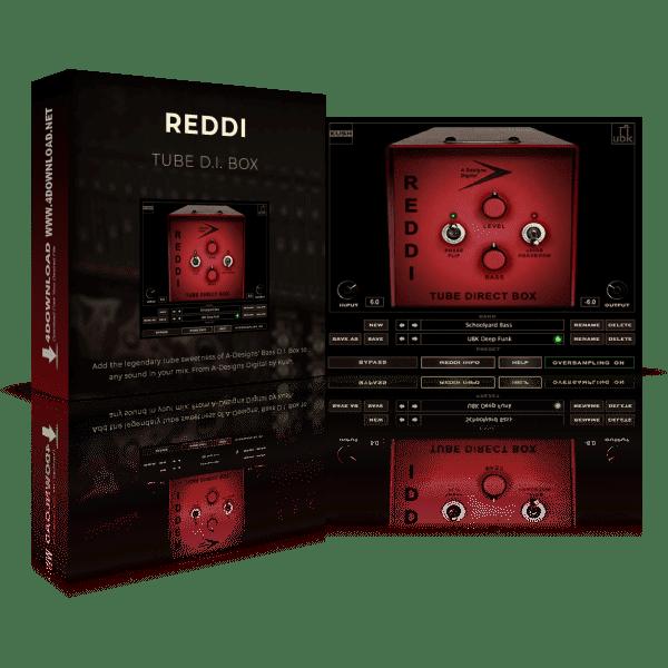 Kush Audio REDDI v1.0.3 Full version