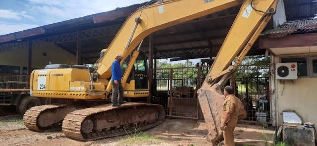Melayani Sewa Alat Berat Banjarmasin, Kalimantan Selatan 2020