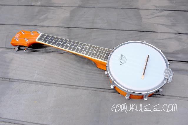 Barnes Mullins UBJ2 Banjo Ukulele