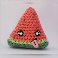 http://amigurumislandia.blogspot.com.ar/2019/07/amigurumi-sandia-crochet-y-amigurumis.html