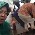 Viral Risma Sujud ke Dokter IDI dan Nangis: Saya Memang Goblok, Tak Pantas jadi Walikota