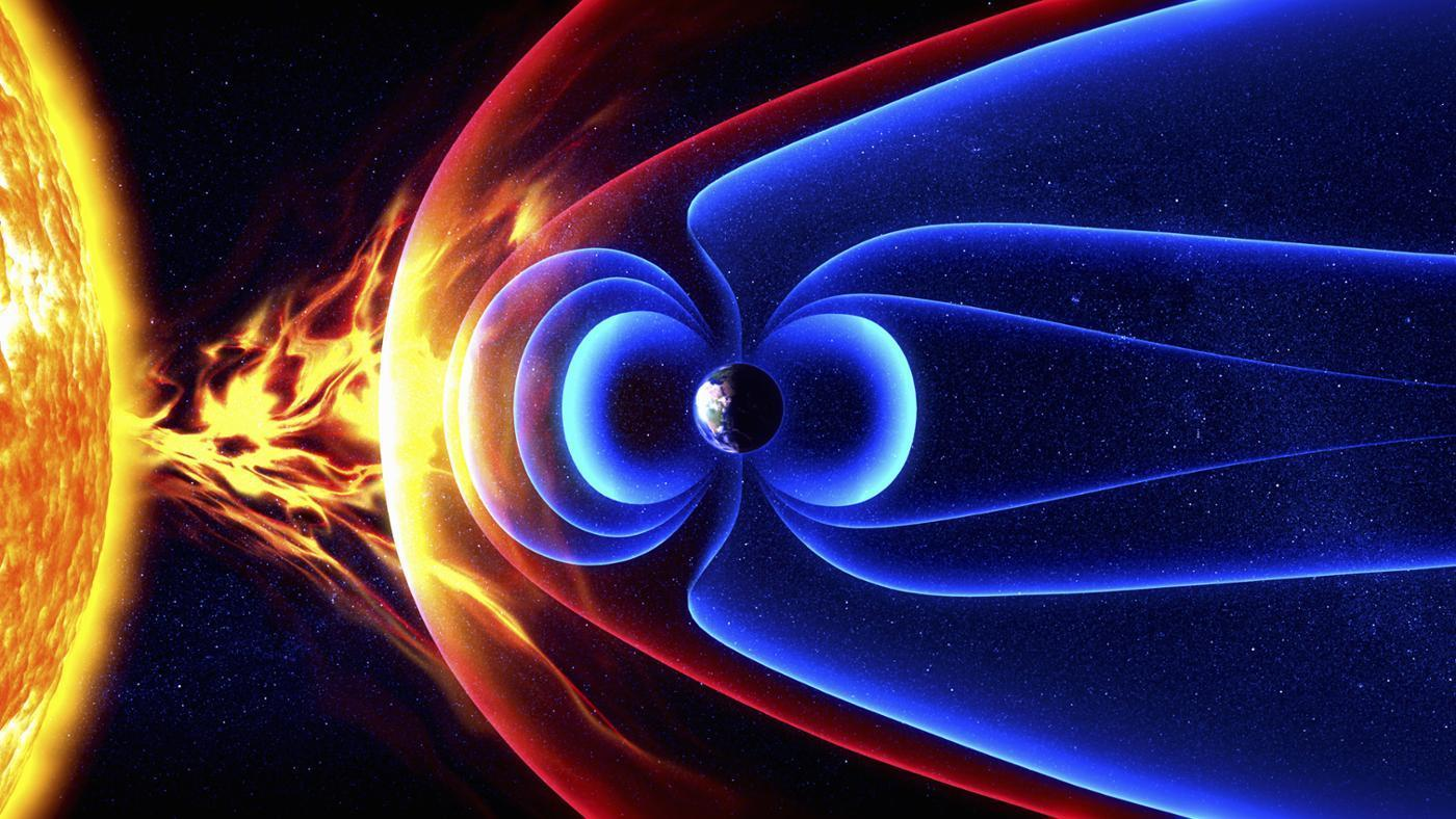 magnetic field Magnetic field units the standard si unit for magnetic field is the tesla, which can be seen from the magnetic part of the lorentz force law f magnetic = qvb to be composed of (newton x second)/(coulomb x meter.