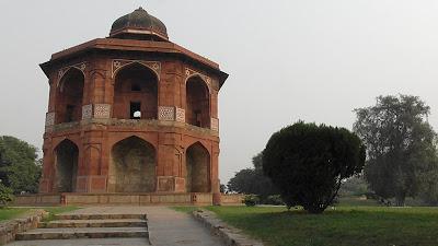 Old Fort Minaar 2 Delhi India