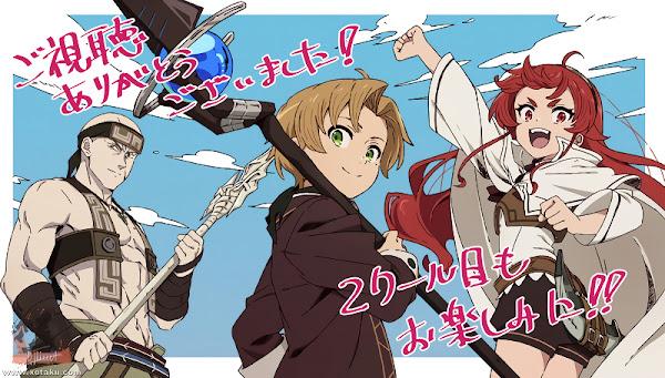 Mushoku Tensei: Isekai Ittara Honki Dasu 2nd Season