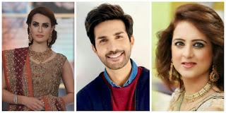 Famous Pakistani Celebrities Doctors Who Preferred Showbiz