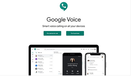 google voice best virtual phone system for small business