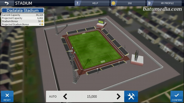 Game Bola Android Multiplayer
