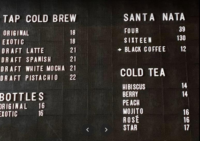 كافيه Tap Cold Brew Co