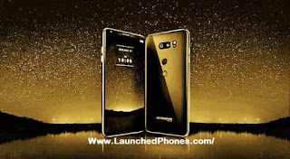 This is the most premium LG vociferation upwards as well as flagship LG Phone of this fourth dimension Which is most expensive LG Phone