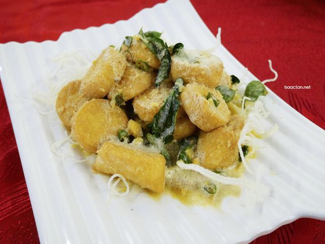 Golden Sand Bean Curd (Kam Sa Tau Foo) - RM12