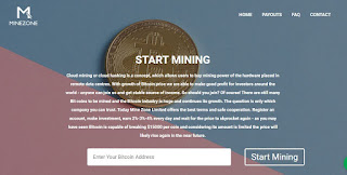 Make Bitcoin With Free Blockchain Minezone Market