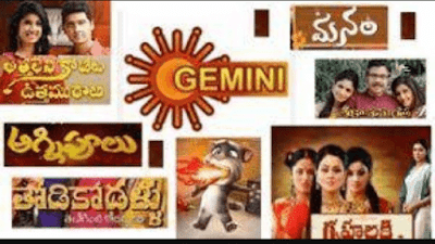 Gemini TV Schedule Today, Movies List