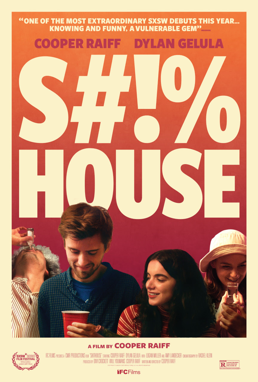 """Movie Review: """"Shithouse"""" (2020)"""