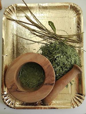 Come essiccare le erbe in casa: stevia