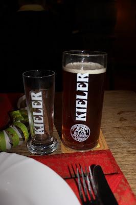 Bier in der Kieler Brauerei