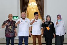 Sambangi Bupati Ponorogo, Ketua DPD RI Kembali Gaungkan Pentingnya Amandemen ke-5