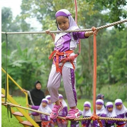 Outbound Di Agrowisata Bhakti Alam Pasuruan