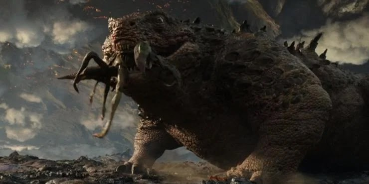 Полный список новых гигантских монстров в «Годзилла против Конга» - 04