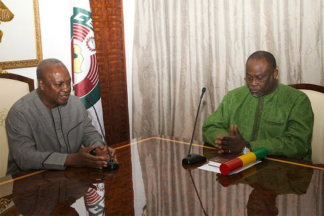 NDC race: I'll run if Mahama doesn't – Spio