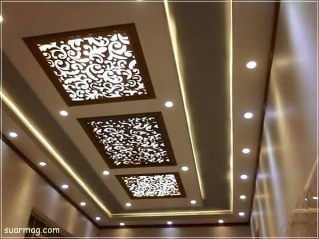 اسقف جبس بورد حديثة 14 | Modern Gypsum Ceiling 14