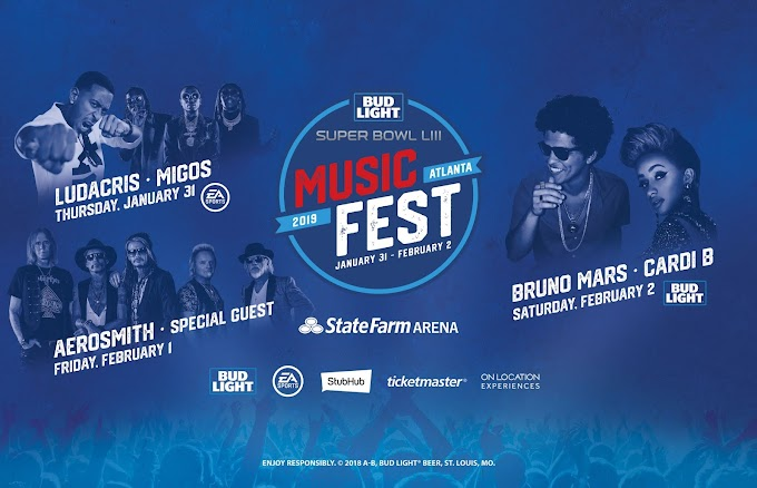Bud Light Music Festival 2019