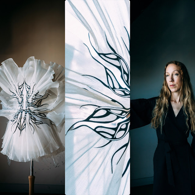 Iris van Herpen Haute Couture Fall-Winter 2020-2021 by RUNWAY MAGAZINE