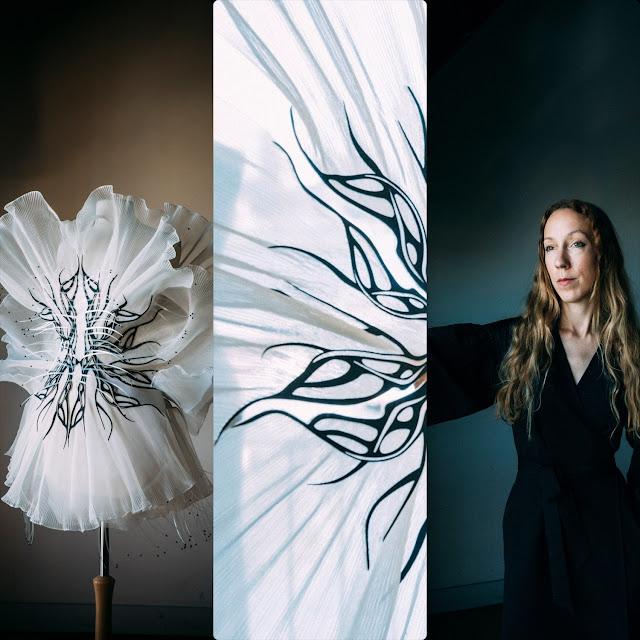 Iris van Herpen Haute Couture Fall-Winter 2020-2021 by RUNWAY MAGAZINE