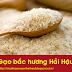 Tại sao bạn nên đặt mua gạo bắc hương tại Hải Hậu?