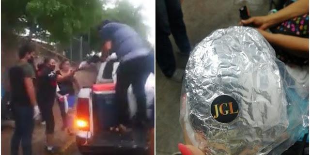 """Hijo del Chapo Guzmán envía Tortas a personas afuera de hospitales de Culiacán """"Nombre muchachos, se van a ir al cielo"""" les dicen"""