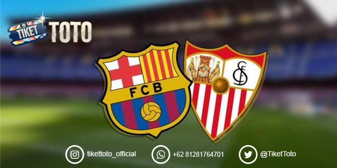 Buang-Buang Peluang, Barcelona Ditahan Imbang Sevilla