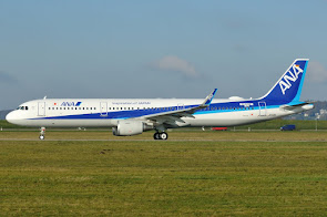 A321 for ANA