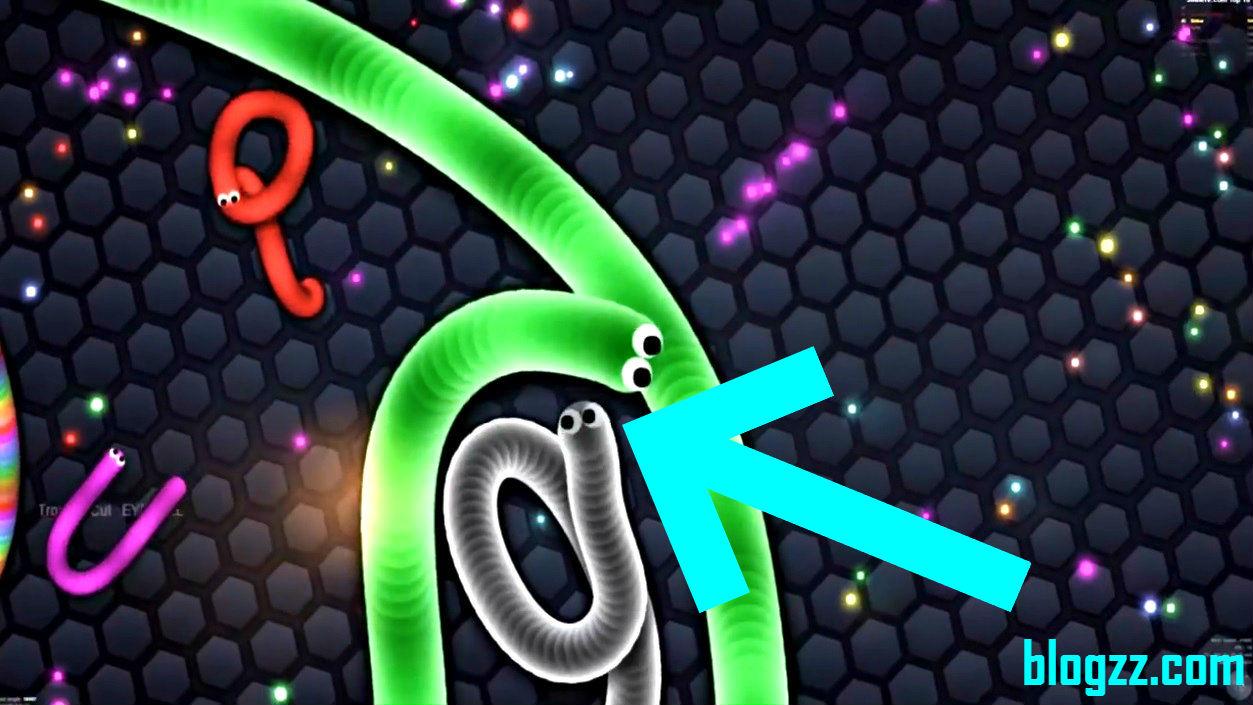 Slither.io'da Hızlı Büyümenin Yolları