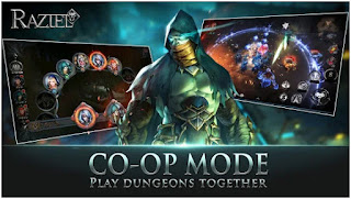 Download Raziel: Dungeon Arena Apk Android