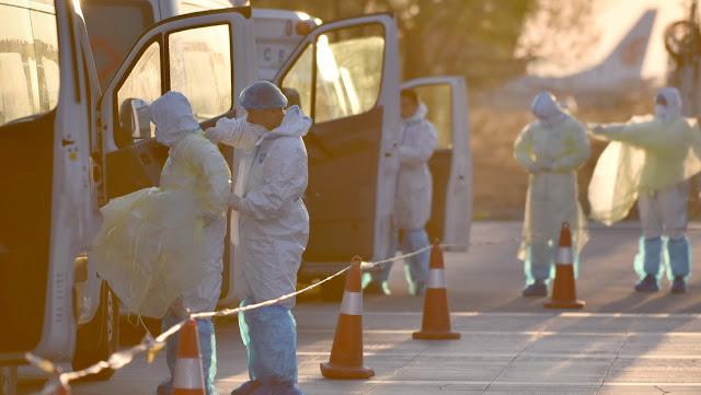 Mongolia declara una cuarentena indefinida por peste bubónica en un distrito del oeste del país