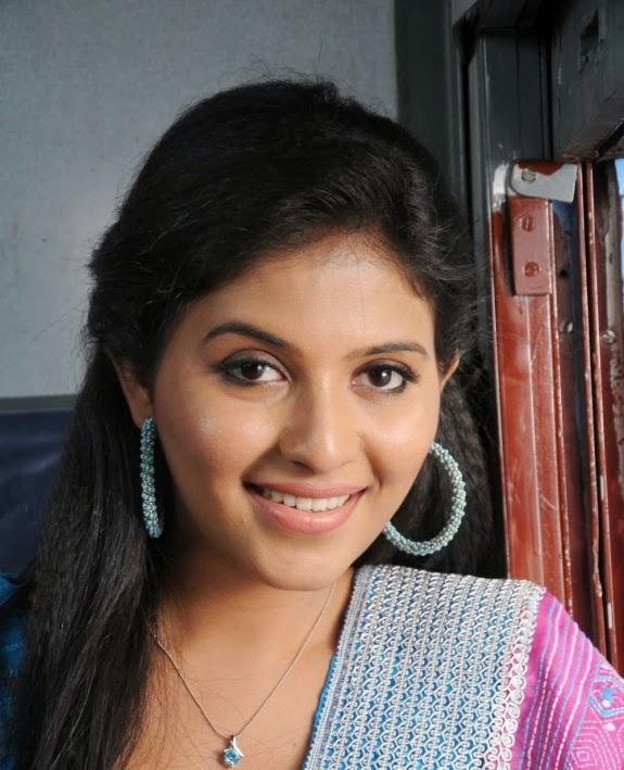 Actress Anjali Cute In Churidar LatestPhotos