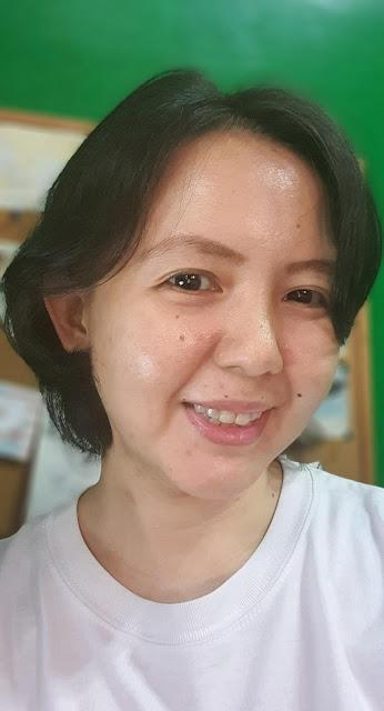 no makeup glowing skin