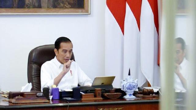 Jokowi Menduga Ada yang Sengaja Permainkan Harga Demi Untung Besar