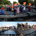 Alcaldesa da banderazo a obra de construcción de crucero de concreto hidráulico en bulevar Sonora