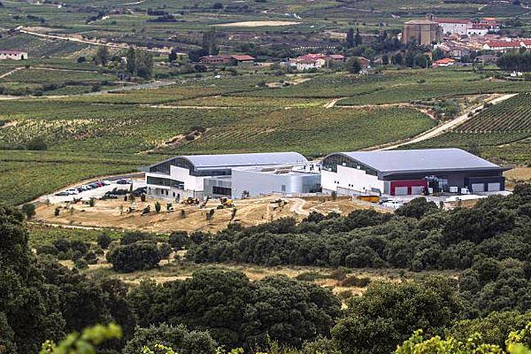 La bodega de Vega Sicilia en Rioja se inaugurará el 16 de junio con presencia del Rey Juan Carlos