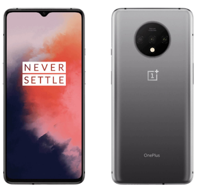Review OnePlus 7T (8GB/256GB)