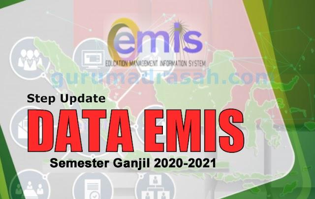 Emis Online semester ganjil 2020-2021 sudah dibuka