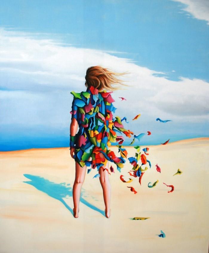 Мои картины о мечтах. Ewa Pronczuk Kuziak