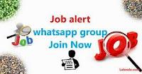 job alert whatsapp group join image