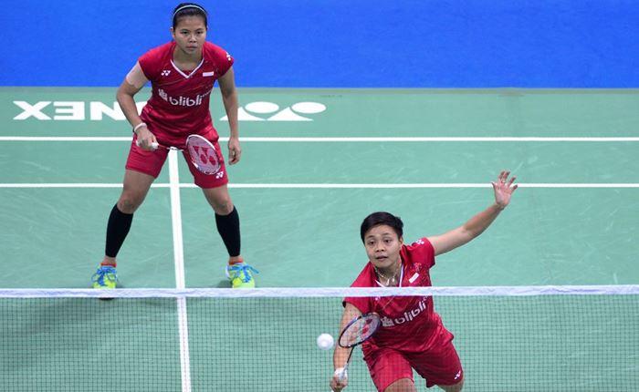 Greysia Polii Apriyani Rahayu Indonesia Open 2019