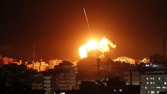 11 Warga Suriah Dilaporkan Gugur dalam Serangan Udara Israel di Damaskus