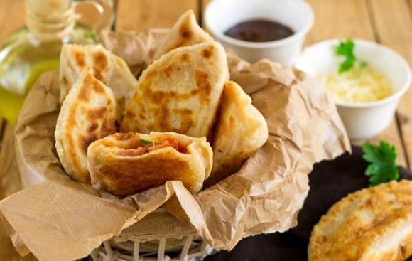 Empanadas Rusas