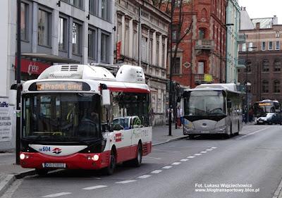 Rampini Alé EL i BYD eBus 12, MPK Kraków