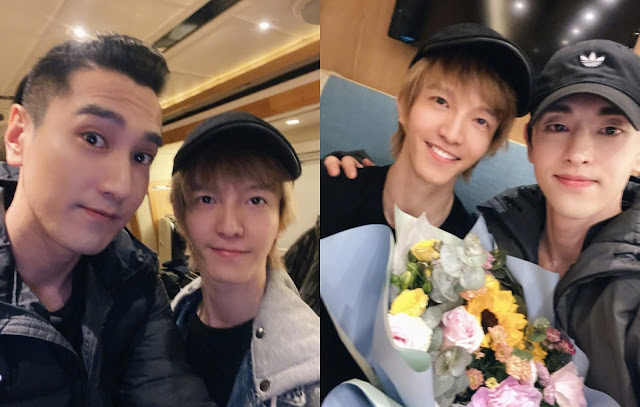 It's a Wrap for the Chinese Film Adaptations of Onmyōji Featuring Mark Chao and Deng Lun