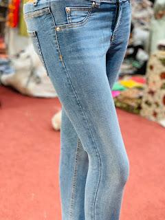 Jeans Ladies Top Quality Pants